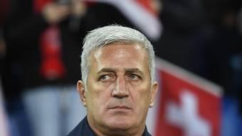 Vladimir Petkovic führte die Schweiz nach der EM 2016 auch an die WM 2018