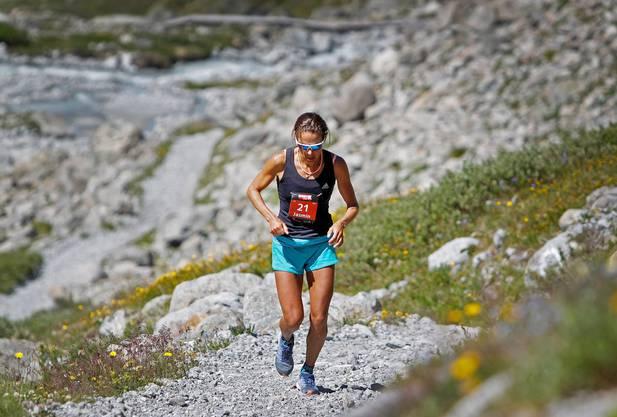 Sieben Mal gewann Nunige den Swiss Alpine Marathon.