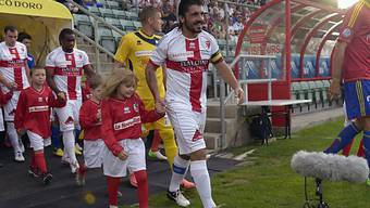 Captain Gattuso mit Sion weiter an der Spitze.