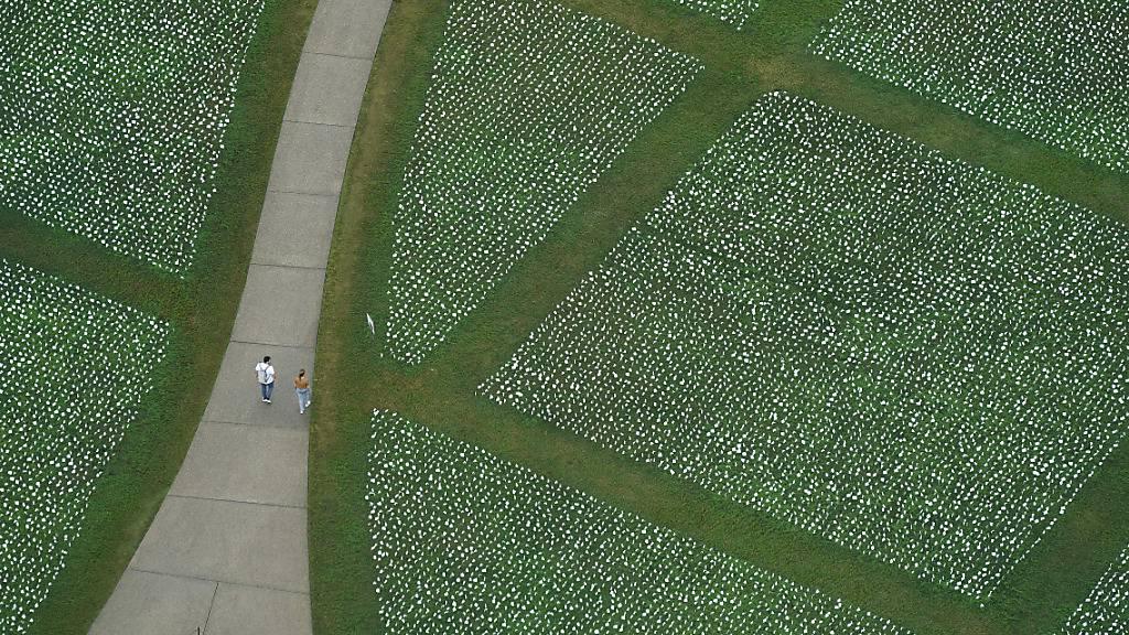 Mehr als 700 000 Corona-Tote in den USA