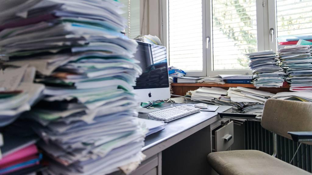 Gerade Junge leiden unter Stress am Arbeitsplatz