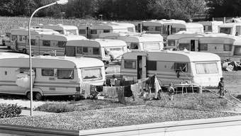 Auf dem Campingplatz in Lügde im Kreis Lippe waren über mehr als zehn Jahre mindestens 23 Kinder missbraucht worden. (Symbolbild)