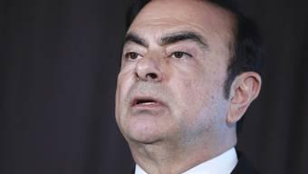 Ex-Automanager Carlos Ghosn verlangt von seinen ehemaligen Arbeitgebern eine Entschädigung von 15 Millionen Euro. (Archivbild)
