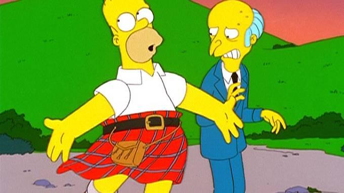 Burns möchte geliebt werden