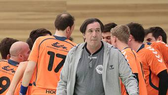 Der TV Möhlin und Trainer Zoltan Cordas gehen nach drei Saisons getrennte Wege
