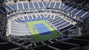 Im Bild das Arthur Ashe Stadium in New York, wo jeweils das US Open ausgetragen wird
