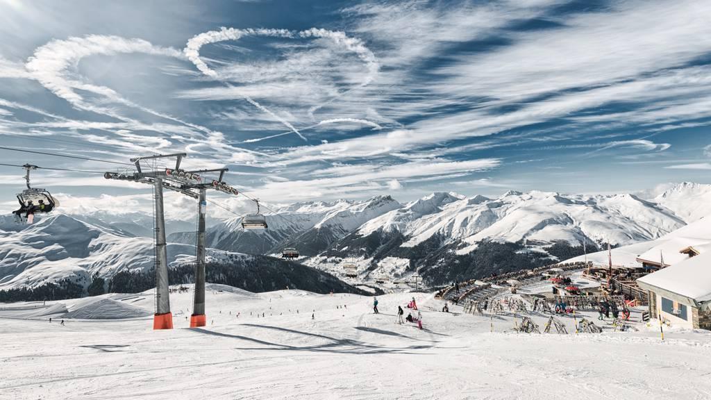 Ostschweizer lieben Graubünden – zum Skifahren