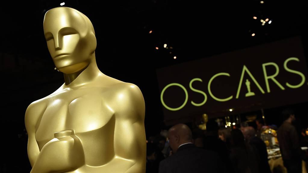 Eine Oscar-Statue bei der Pressevorschau für den 91. Gouverneursball der Academy Awards. (Archiv)