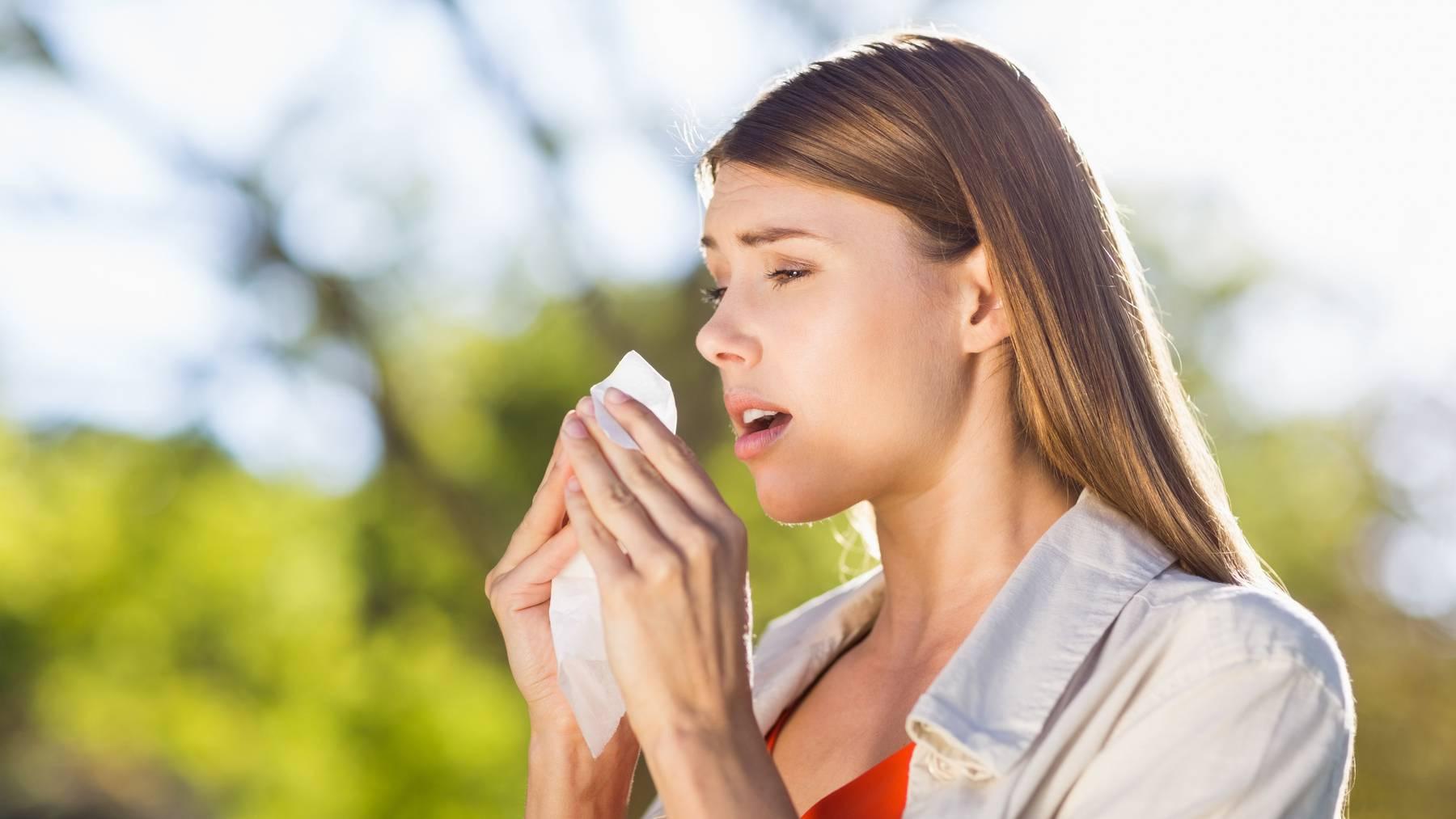 Die Pollenzeit geht für die Allergiker wieder los.