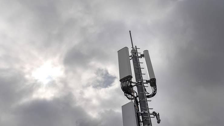 Huawei sieht sich bei 5G im Vorsprung (Archibild)