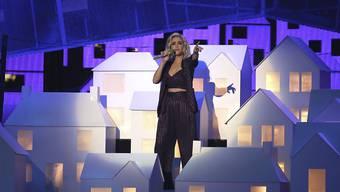 Hatte ihren Auftritt an den Brit Awards: Sängerin Katy Perry.
