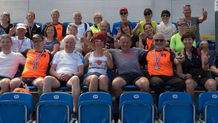 Free Runners und Lauffreunde von Neckarsulm