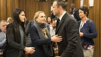 Urteilsfällung im Mordprozess um Oscar Pistorius
