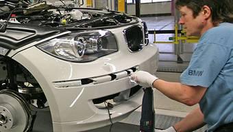 BMW beendet Kurzarbeit (Archiv)