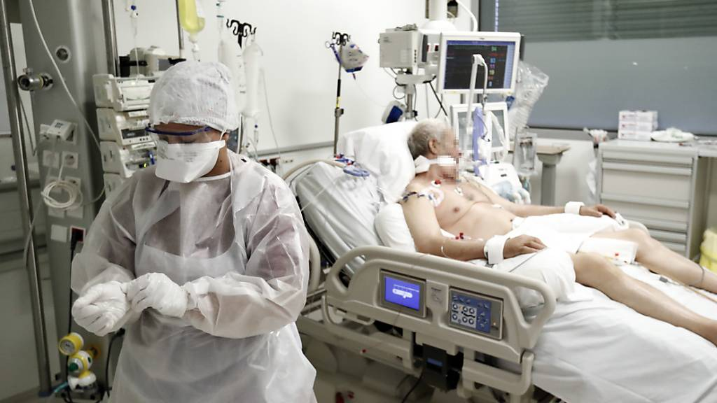 Coronapatienten sollen besser auf Spitäler verteilt werden