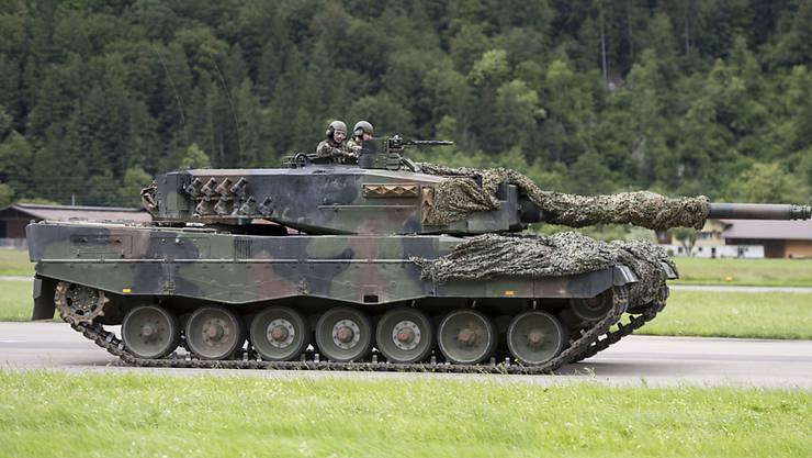Bahn frei für die Armeereform: Das Referendum dagegen ist nicht zustande gekommen. (Archiv)