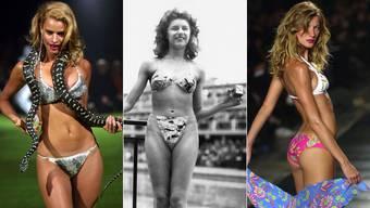Der Bikini feiert seinen 65. Geburtstag