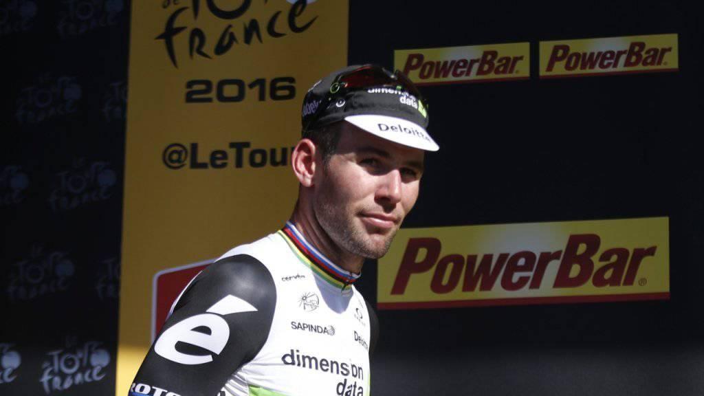 Mark Cavendish bereitet sich ab sofort gezielt auf Rio vor