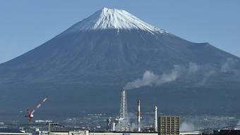 Japans Wirtschaftsführer sind für die Konjunktur des Landes der aufgehenden Sonne etwas pessimistischer gestimmt. (Archivbild)
