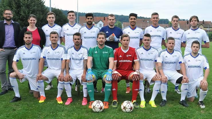 FC Trimbach 2016/17