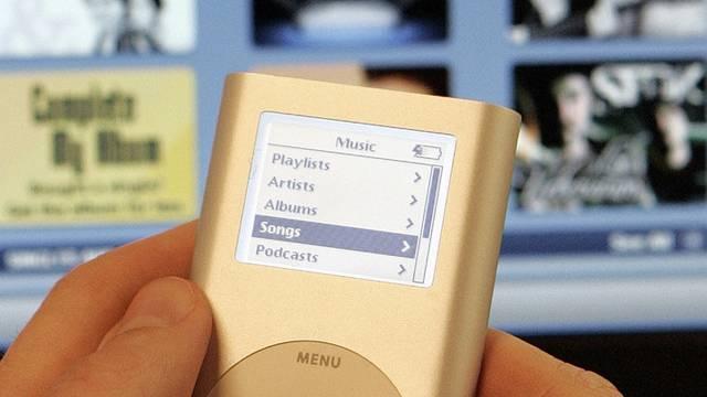 Der Online-Handel mit Musik entwickelt sich zu einem guten Geschäft (Symbolbild)