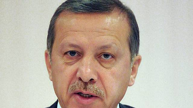 Premier Recep Tayyip Erdogan (Archiv)