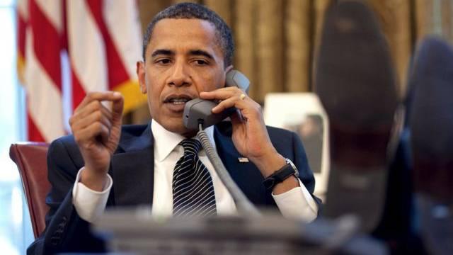 Obama muss weiter für eine Lösung im Budgetstreit kämpfen (Archiv)