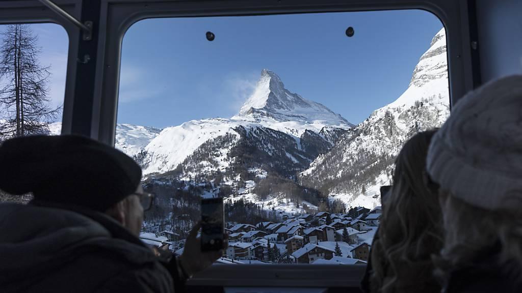 Gornergrat Bahn bestellt fünf Triebzüge bei Stadler Rail