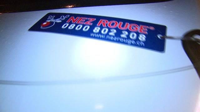 «Nez Rouge» fährt dich nach Hause
