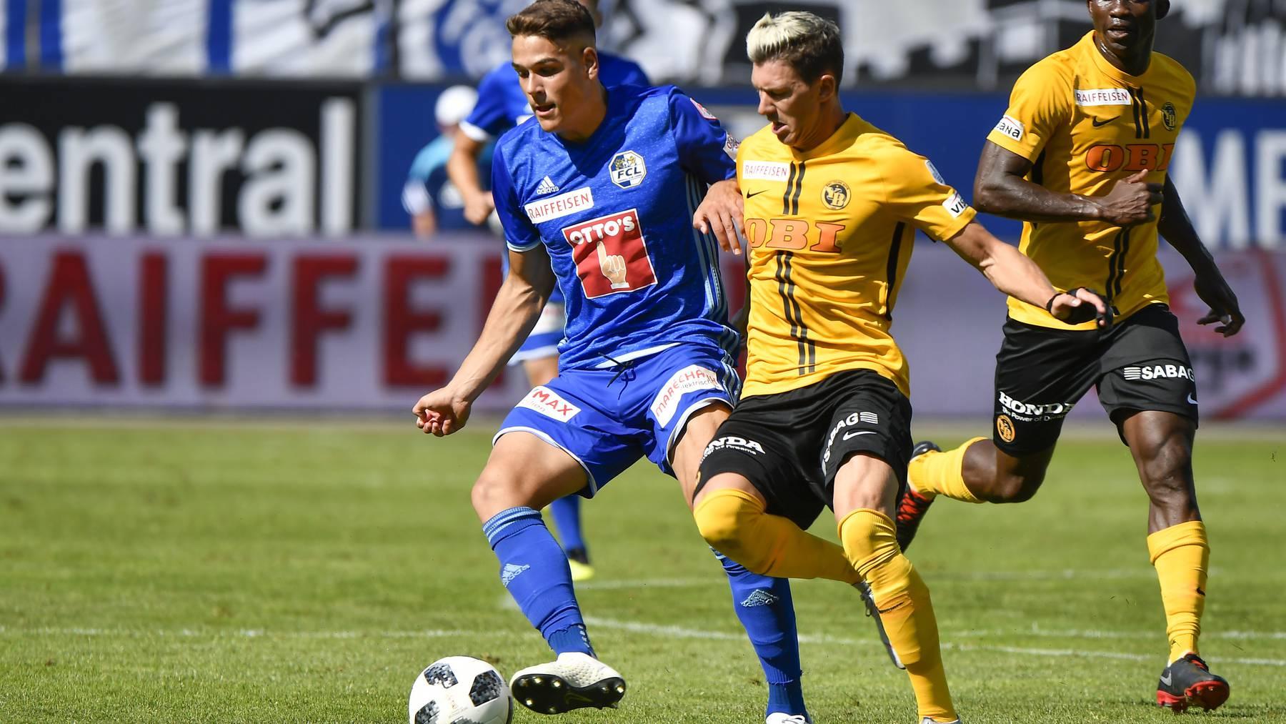 FC Luzern verlängert mit Filip Ugrinic