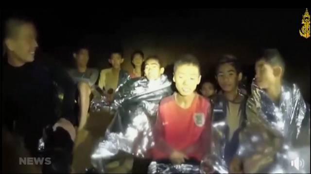 Höhlen-Drama Thailand: Die Situation spitzt sich zu