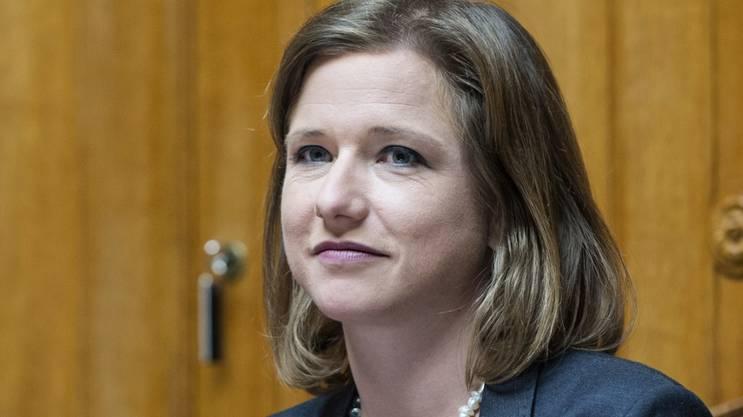 Im Zentrum der «Kasachstan-Affäre»: Berner FDP-Nationalrätin Christa Markwalder. (Archivbild)