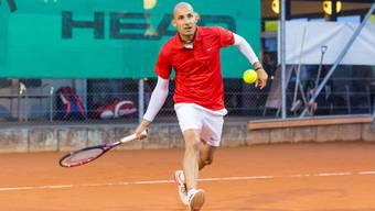 Philippe Ruch entscheidet den hochklassigen Final in der Kategorie 35+.