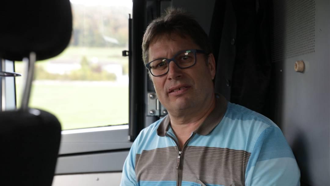 «Ich habe diese Ausbildung etwas unterschätzt»: mit dem angehenden Lokführer Benedikt Haag im Führerstand