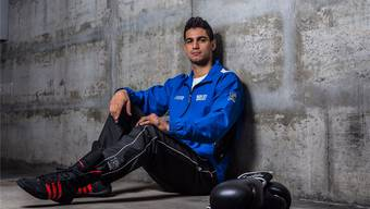 «Ich will allen zeigen, dass ich wieder da bin und dass sie mit mir rechnen müssen», sagt Davide Faraci vor den Schweizer Meisterschaften.