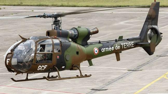 Helikopter-Absturz in Südfrankreich