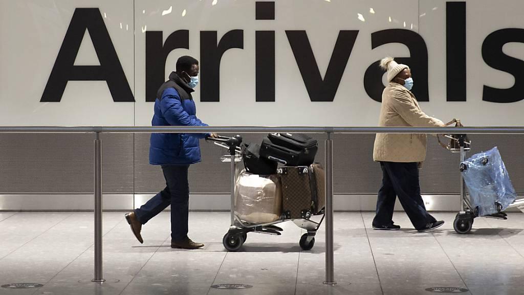 Flughafen Heathrow mit Milliardenverlust wegen Corona-Pandemie