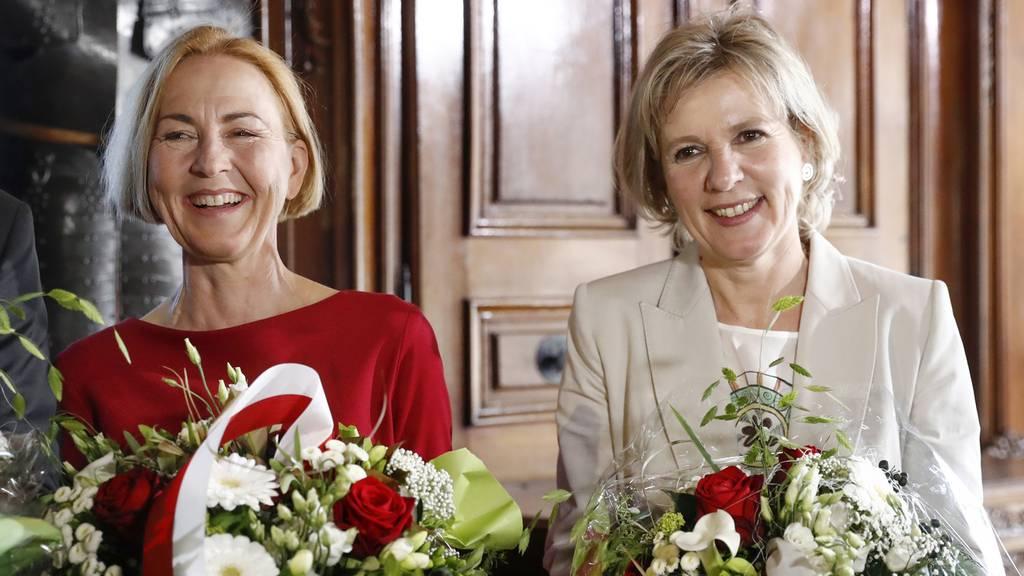 Zwei linke Frauen in Solothurner Regierung