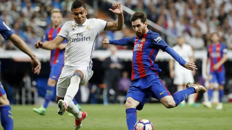 Nach dem Sieg von Barcelona in Clasico gegen Real Madrid ist die spanische Liga plötzlich wieder spannend.