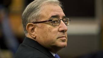 Ex-Senator Marcello Dell'Utri, ein langjähriger Vertrauter von Silvio Berlusconi, wurde zu zwölf Jahren Haft verurteilt. (Archiv)