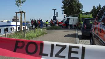 Ein Mann sprang von französischer Seite in den Rhein und löste im Dreiländereck einen internationalen Rettungseinsatz aus. (Symbolbild)
