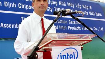 Der designierte neue CEO von Intel, Brian Krzanich