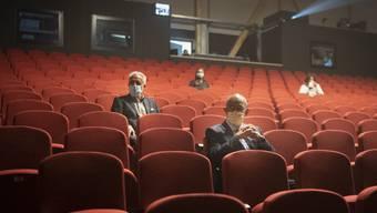 Das Theater, sicherster Ort der Welt?