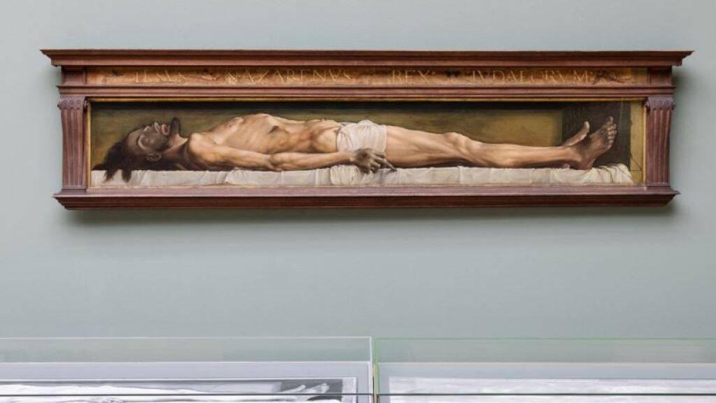 Dostojewski und Holbeins toter Christus im Basler Kunstmuseum