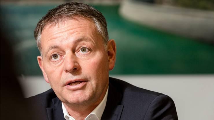 Thomas Sieber, Verwaltungsratspräsident der Axpo.