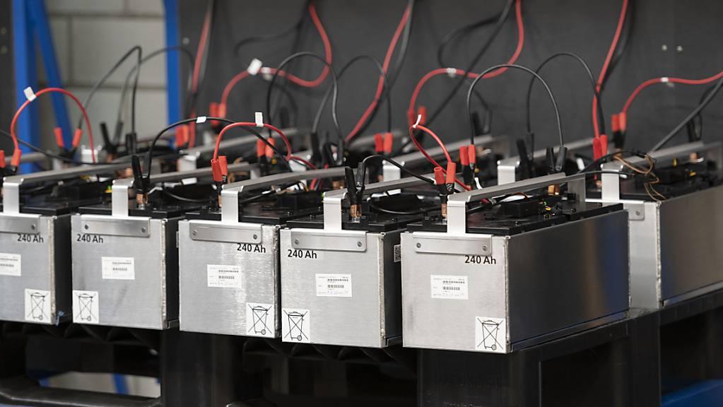 Im Kanton Thurgau wird die Umstiegsprämie gesenkt, die es für den Umstieg auf ein batteriebetriebenes Elektrofahrzeug gibt. (Symbolbild)