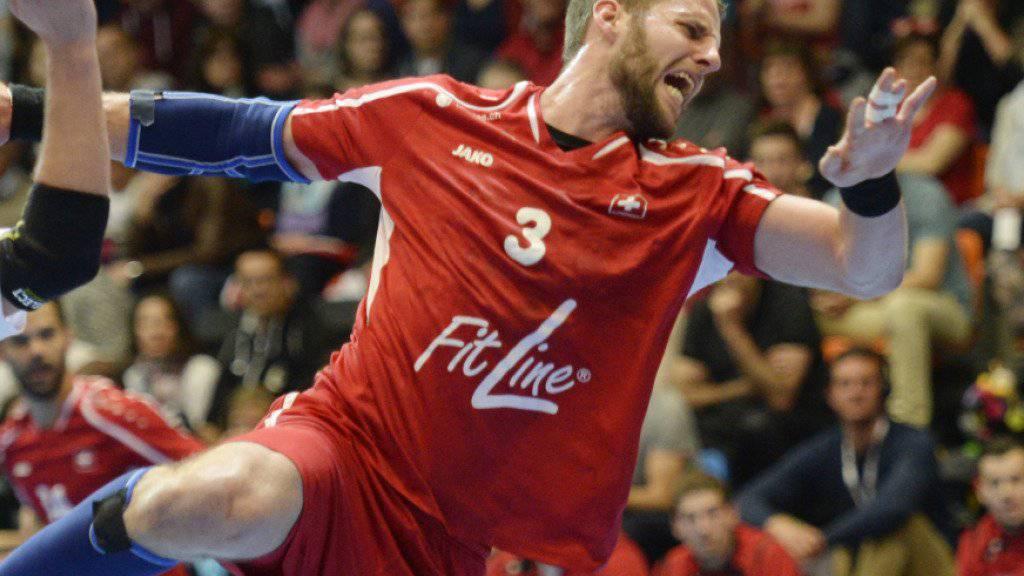 In der Schweiz soll 2022 oder 2024 Top-Handball zu sehen sein