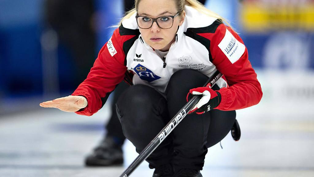 Alina Pätz wird als Nummer 4 im Team auch an den Europameisterschaften eine wichtige Rolle innehaben