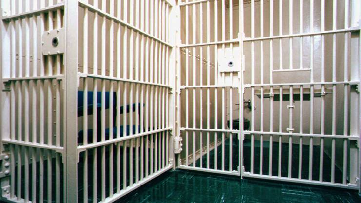Todeszelle im US-Gefängnis San Quentin. (Archivbild)