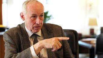 Jean-Marie Zoellé, Maire von Saint-Louis, wurde komfortabel in seinem Amt bestätigt.